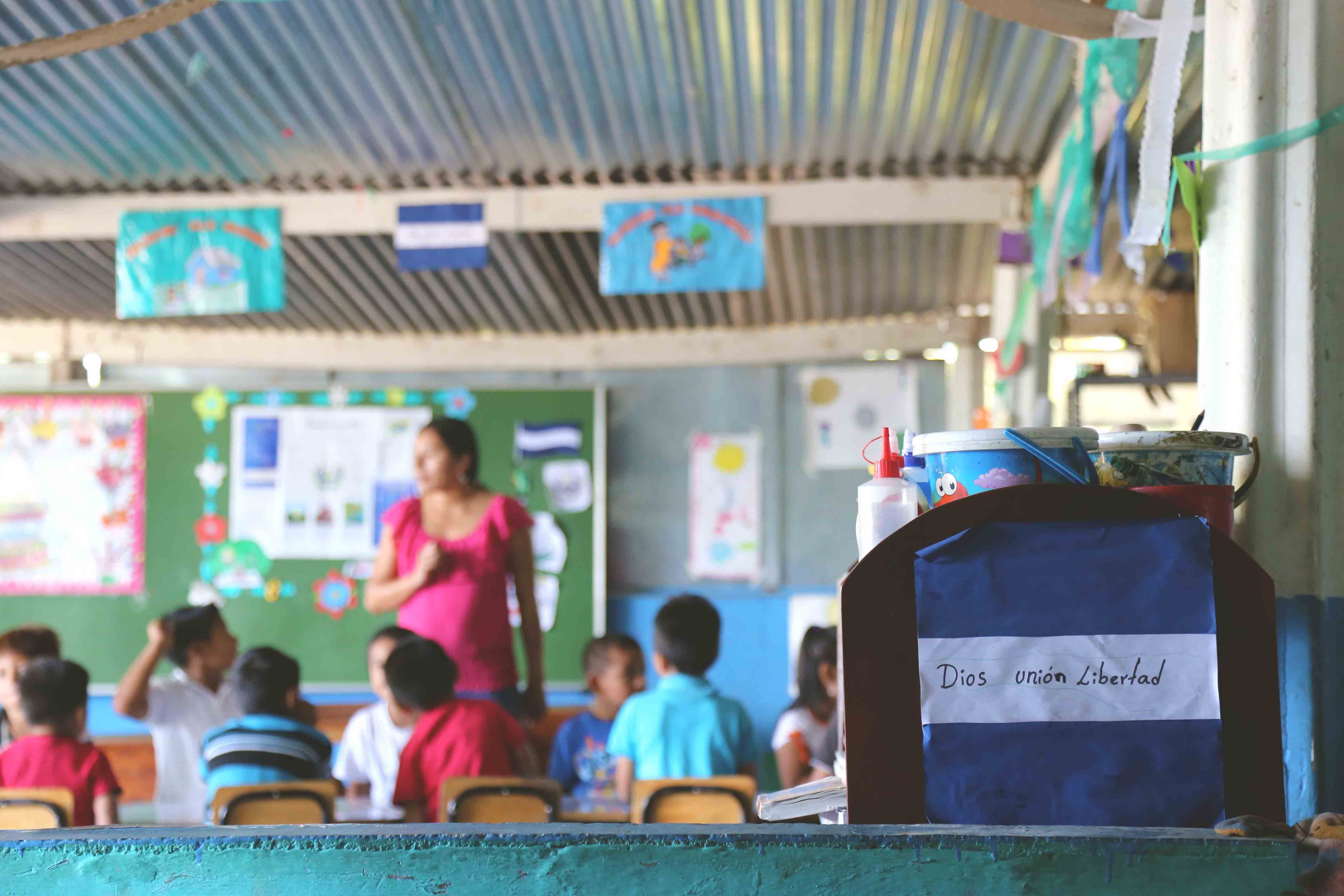 Research Storytelling: The National Evaluation of Quality of Childcare in El Salvador